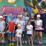 2019 - półkolonie tenisowe